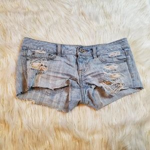 American Eagle Outfitters Jean Cutoffs Size 2